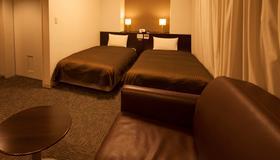 Dormy Inn Hakata Gion Natural Hot Spring - Fukuoka - Bedroom