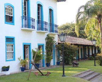 Porto Grande Hotel & Convention - São Sebastião - Building