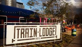 Train Lodge Amsterdam - Amsterdam - Bâtiment