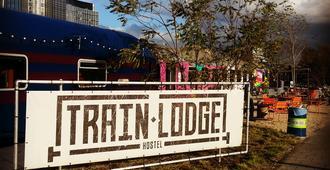 Train Lodge Amsterdam - אמסטרדם - בניין