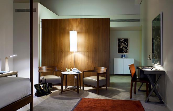 Mercer Hotel Barcelona - บาร์เซโลนา - ห้องอาหาร