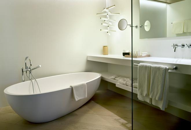 Mercer Hotel Barcelona - บาร์เซโลนา - ห้องน้ำ