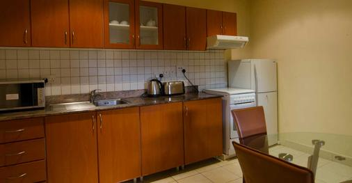 Kabira 鄉村俱樂部 - 坎帕拉 - Kampala - 廚房