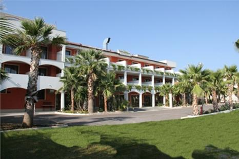 Prince Franklyn Hotel - Castellabate - Edificio