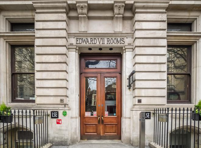 LSE Northumberland House - Lontoo - Näkymät ulkona