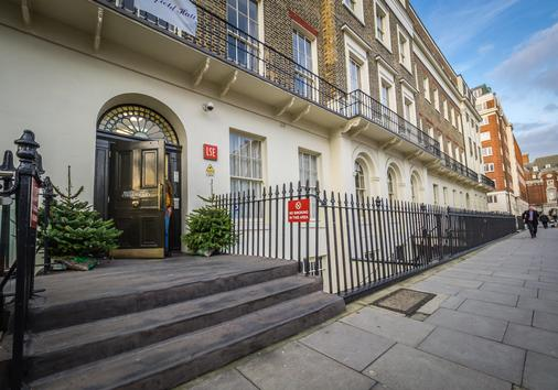 LSE Passfield Hall - Λονδίνο - Κτίριο