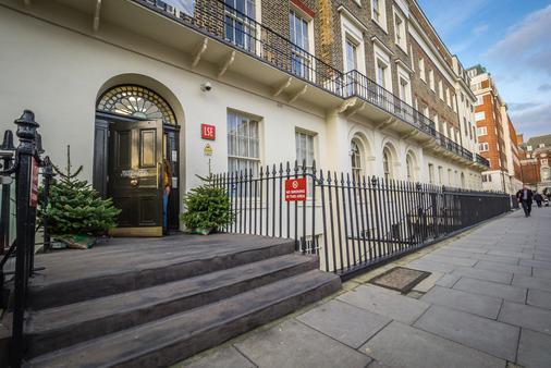LSE Passfield Hall - London - Toà nhà