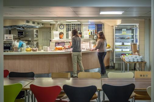 LSE Passfield Hall - London - Phòng ăn