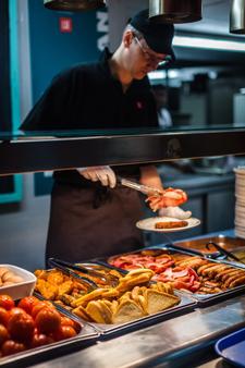LSE Rosebery Hall - London - Food