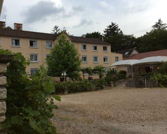 Hotel Restaurant La Vigne - La Roche-Posay - Building