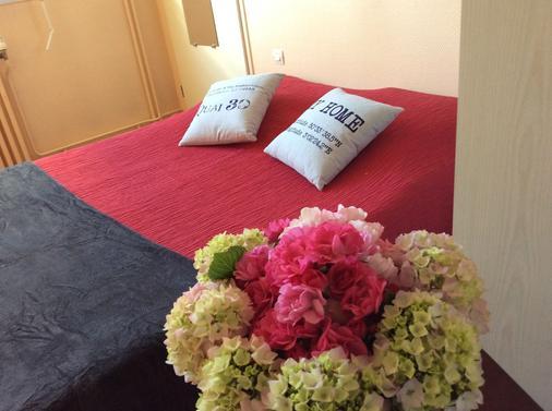 Hotel La Vigne - La Roche-Posay - Bedroom