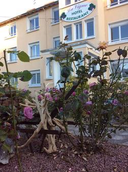 Hotel La Vigne - La Roche-Posay - Outdoors view