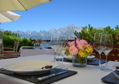 Hôtel Chalet Royal - Veysonnaz - Restaurant