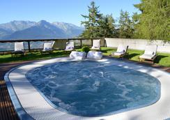 Hôtel Chalet Royal - Veysonnaz - Pool