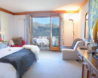 Hôtel Chalet Royal - Veysonnaz - Bedroom