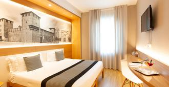 SHG Hotel Verona - Verona - Kamar Tidur