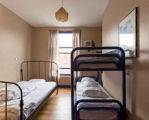 Backpackers D1 Hostel - Dublin - Bedroom