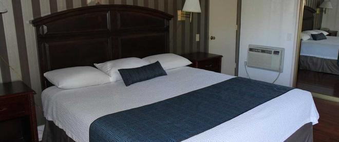 Anaheim Maingate Inn - Anaheim - Bedroom