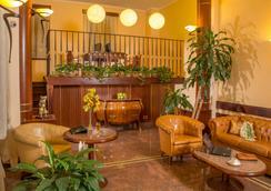 Hotel Ranieri - Rooma - Oleskelutila