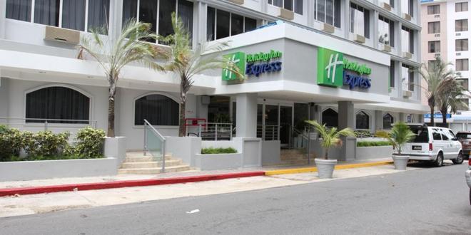 Holiday Inn Express San Juan Condado - San Juan - Edifício