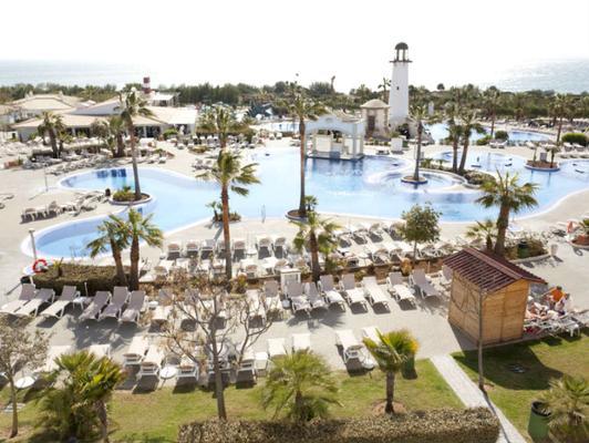 樹林香榭麗舍酒店 - 奇克拉納德拉弗龍特拉 - 奇克拉納-德拉弗龍特拉 - 游泳池