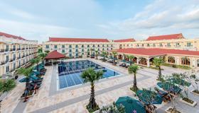Sokha Palace Siem Reap Hotel - Ciudad de Siem Riep - Edificio