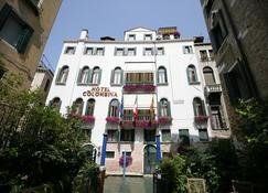 Hotel Colombina - Wenecja - Budynek