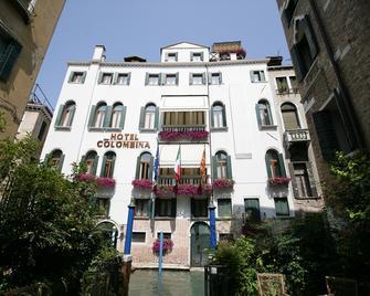 Colombina Hotel - Venedig - Gebäude