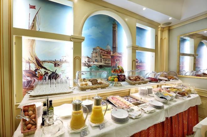 Hotel Colombina - Венеция - Шведский стол