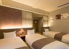 Matsue New Urban Hotel - Matsue - Slaapkamer