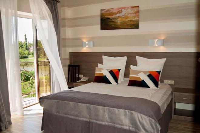 海明威酒店 - 克拉斯洛達爾 - 克拉斯諾達爾 - 臥室