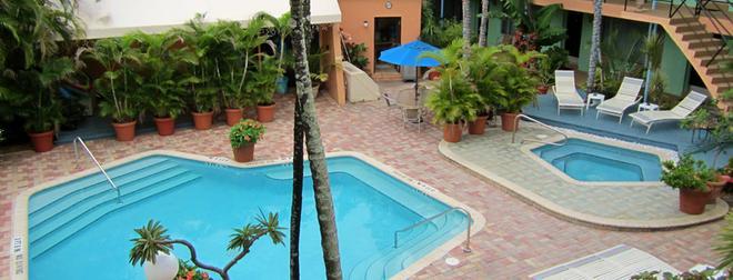 Victoria Park Hotel - Fort Lauderdale - Pool