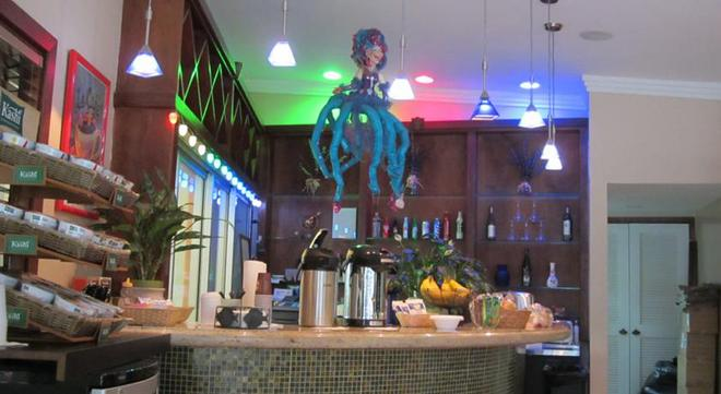 Victoria Park Hotel - Fort Lauderdale - Restaurant