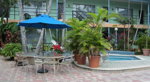 Victoria Park A North Beach Village Resort Hotel - Fort Lauderdale - Hotellin palvelut