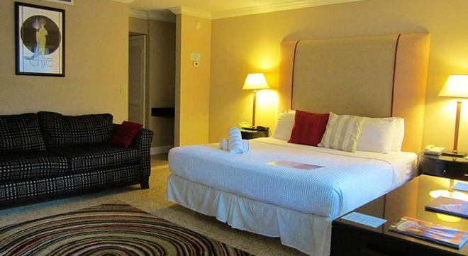 Victoria Park Hotel - Fort Lauderdale - Bedroom