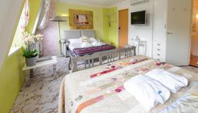 Hotel Jupiter - Amsterdam - Camera da letto