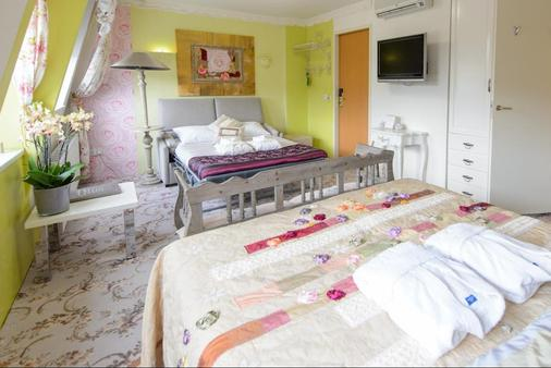 Hotel Jupiter - Amsterdam - Bedroom