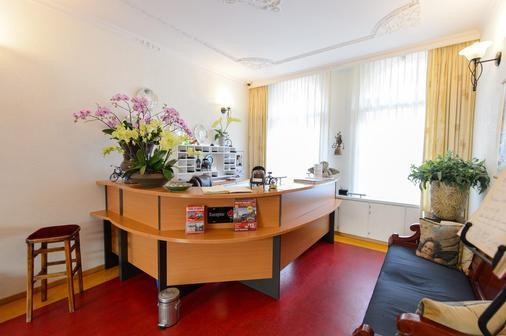 Hotel Jupiter - Amsterdam - Front desk