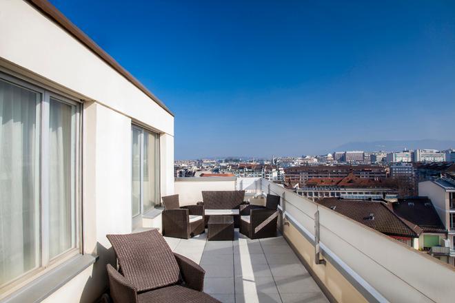 Starling Residence Geneve - Geneve - Parveke
