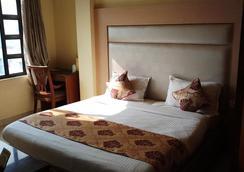 Hotel Indus - Amritsar - Schlafzimmer