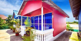 The Orchid Bokor Boutique Resort - Kampot - Gebäude