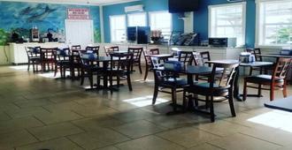 Shark Reef Resort Motel & Cottages - Port Aransas - Restaurant