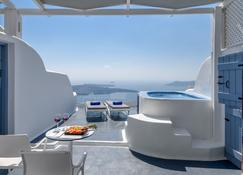 Pegasus Suites & Spa - Imerovigli - Balkon