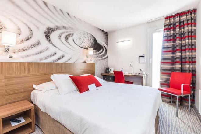 Best Western PLUS Karitza - Biarritz - Bedroom