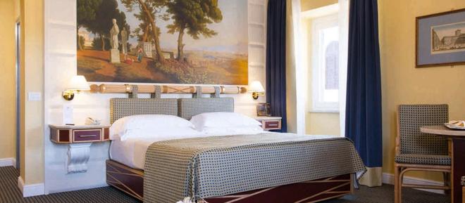 Hotel Victoria Roma - Rome - Bedroom