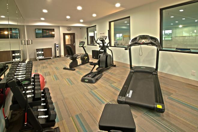 Holiday Inn Express & Suites Evansville North - Evansville - Γυμναστήριο