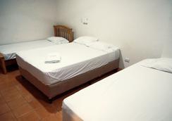 Hotel Hellenika - León - Bedroom
