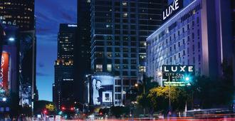 Luxe City Center Hotel - Los Angeles - Bâtiment