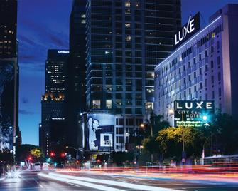 Luxe City Center Hotel - Los Ángeles - Edificio