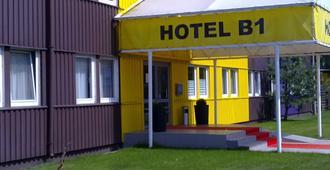 Hotel B1 - Berlin - Bygning